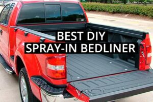 What is the best DIY spray-in bedliner?